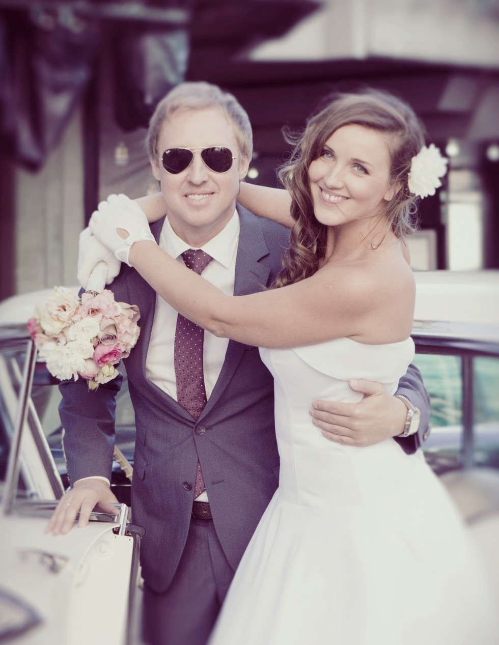Vestuvės. Mano