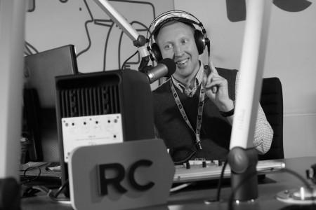 RC studijoje