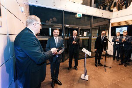 Atidarėme Islandijos konsulatą