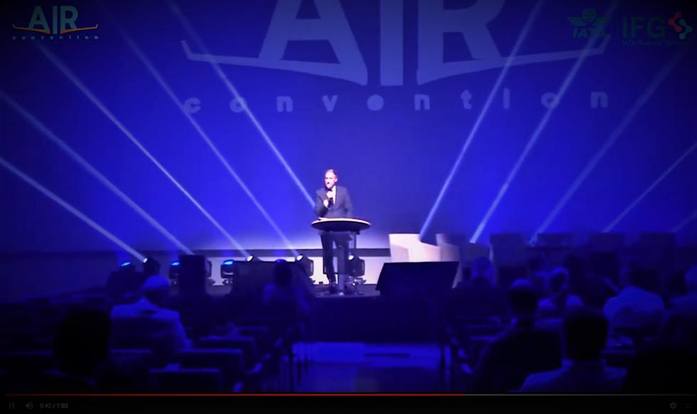 Konferencijų moderavimas anglų kalba (video)